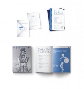 spa magazine, parker spa, branding, branding for master planned communities