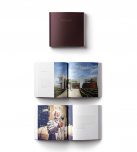 book, corporate identity, private community branding