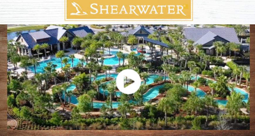 Shearwater St Augustine FL